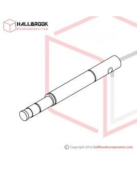T6-3-11120 Accumulator Lower Shaft
