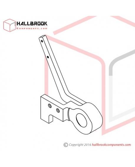 T6-3-11150 Accumulator Balance Bar Holder