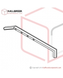 T6-3-12170 Accumulator Lower Shaft Spring Hook