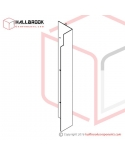 T6-2-21689 LH Arch Cover (For 400H)