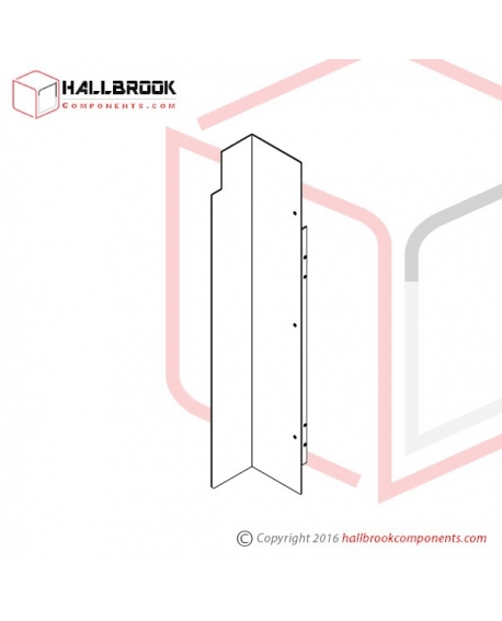 T6-2-21690 RH Arch Cover (For 600H)