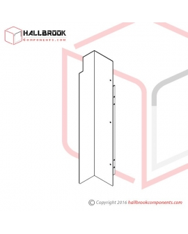 T6-2-21691 RH Arch Cover (For 800H)