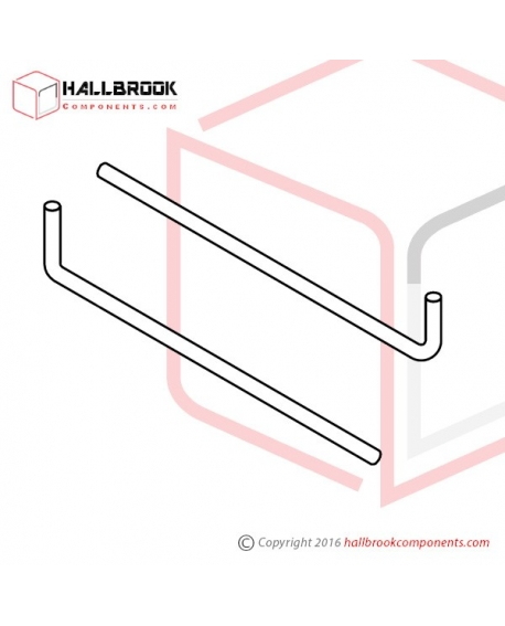 T6-2-12130 LH Bandway Flap Pin