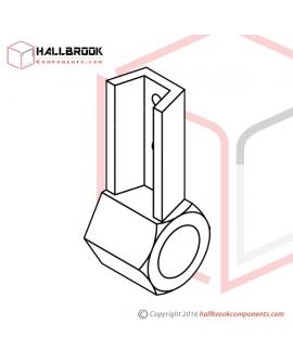 T6-4-21110S Brake Belt Holder (Stainless Steel Model)