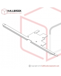 T6-1-20951 Loop-Eject Plate (For 850W,12mm)