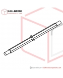 T6-5-10332S Shaft (Stainless Steel Model)