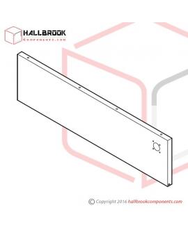 T6-5-10122S Front Door (Stainless Steel Model) (For CE)