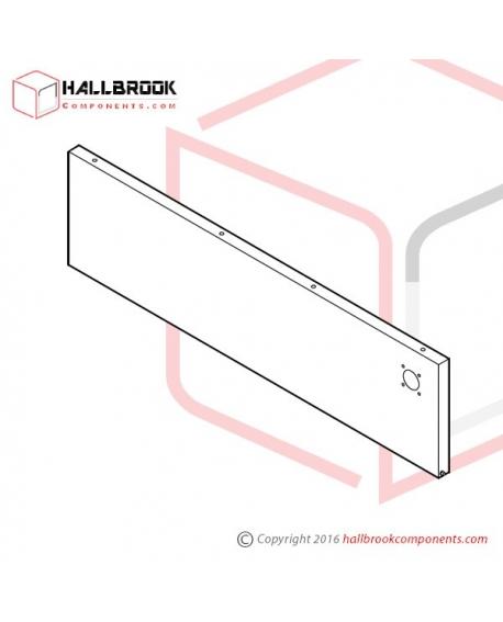 T6-5-10130S Front Door Handle (Stainless Steel Model)