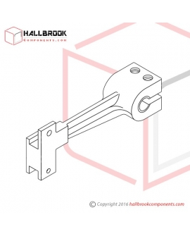 MV-1-31011 RH, Block Arm
