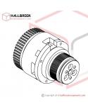MV-1-61001 Tension Gear Box Ass'y