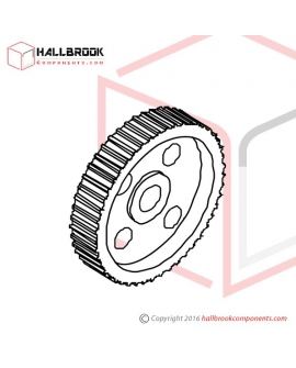 MV-1-61070 Driving Pulley (M2)