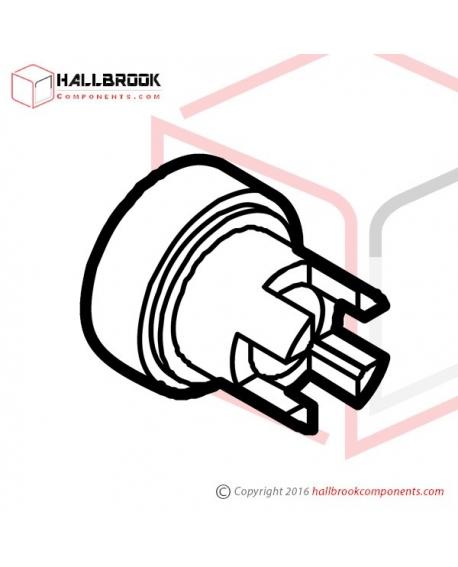 MV-1-71030 Upper Feed Roller (For 15.5mm)