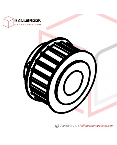 MV-1-71040 Feed Roller Pulley