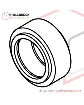 T6-1-71121S Upper Feed Roller (For 9mm) (Stainless Steel Model)