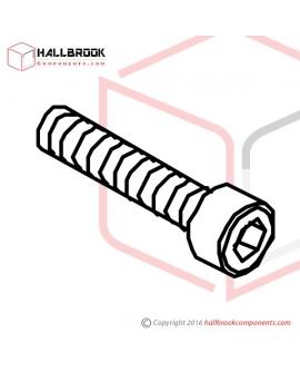 HBS0530N HBS, M5x30 (N)