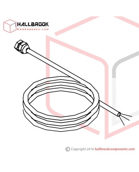 T5-4-10323 Power Cord (For CSA/UL)