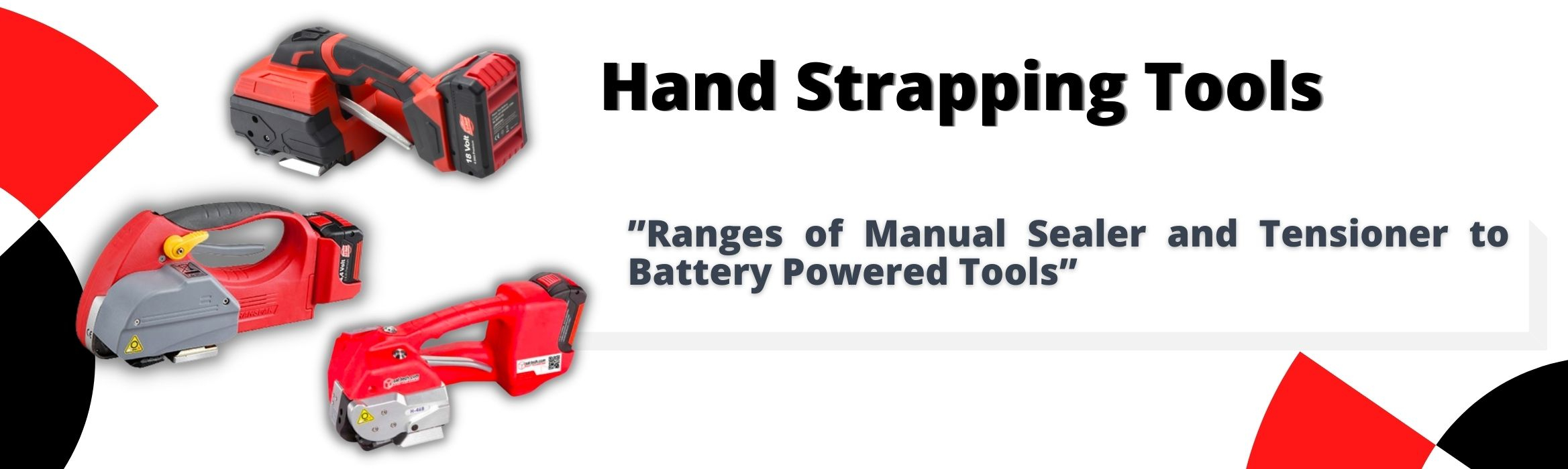 TRANSPAK H-46 KRONOS BATTERY POWERED STRAPPING TOOL
